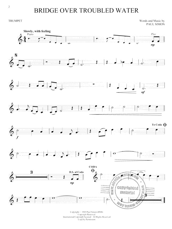 Classic Pop Songs (Trumpet) | buy now in Stretta sheet music