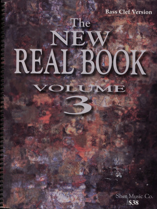 The New Real Book 3 – Bass Clef