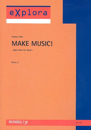 Markus Götz: Make Music