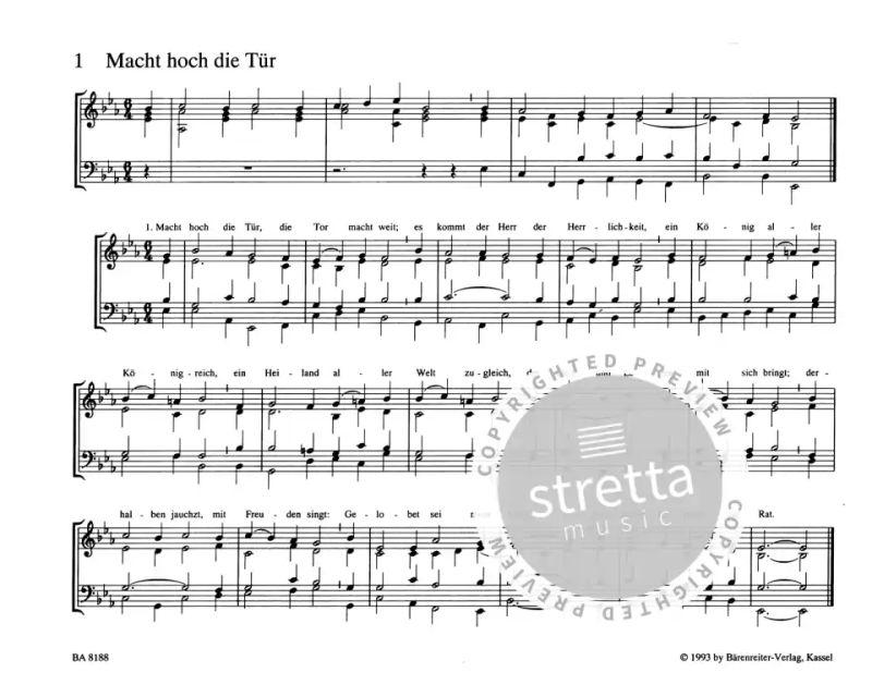 Orgelbuch Zum Evangelischen Gesangbuch Stammausgabe Im