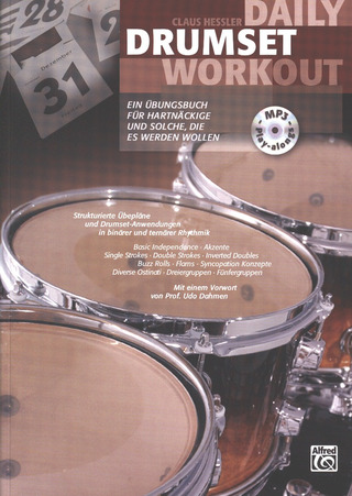 Hessler Claus: Daily Drumset Workout