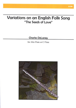 DeLaney Charles: Variations on an english folk song