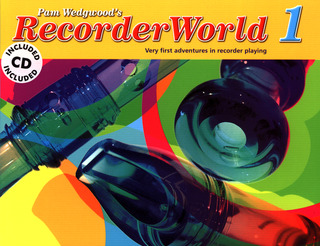 Pamela Wedgwood: Recorder World 1 - Pupil's Book