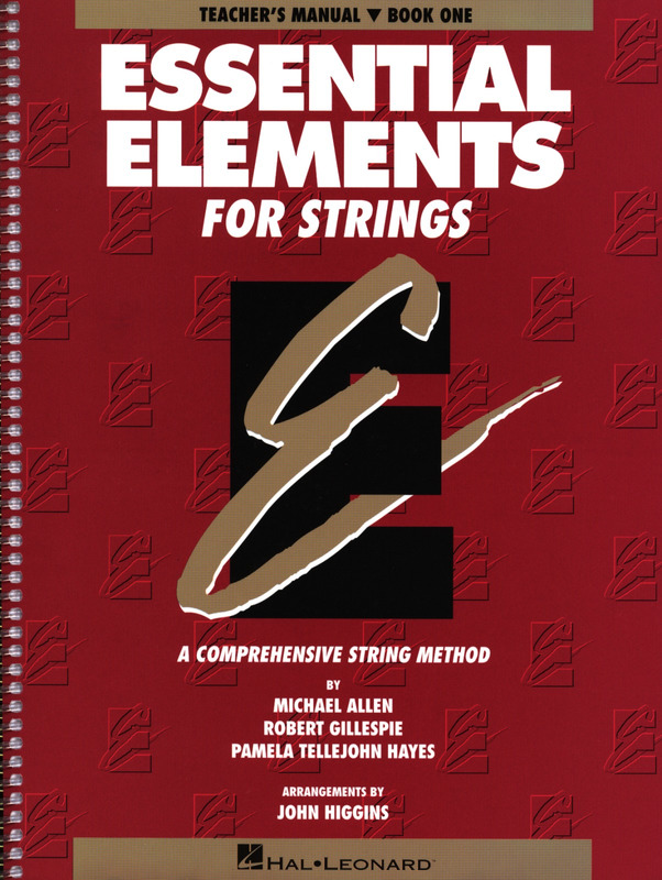 Essential Elements For Strings 1
