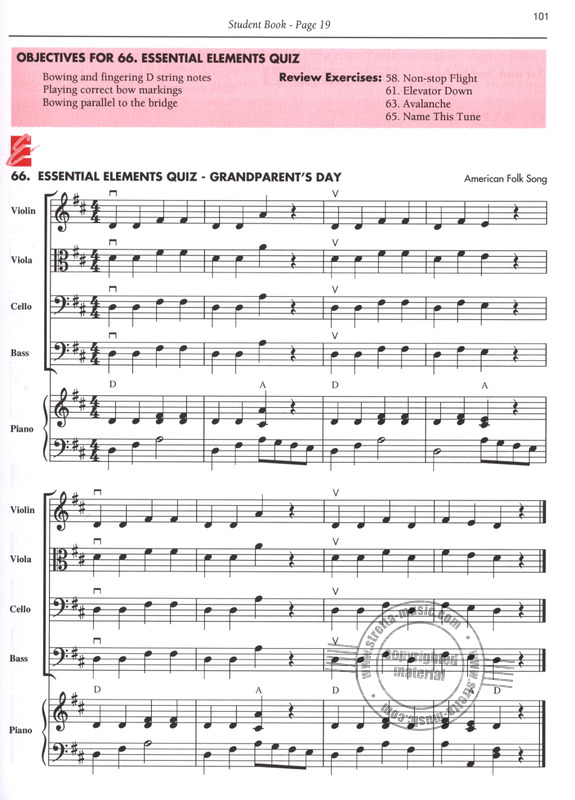Essential Elements For Strings 1 (3)