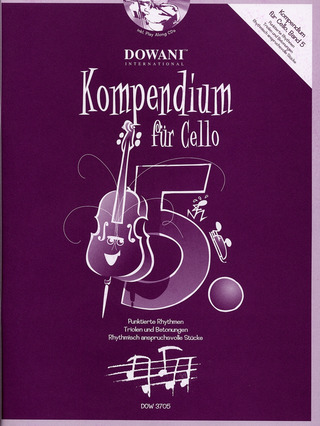 Josef Hofer: Kompendium für Cello 5