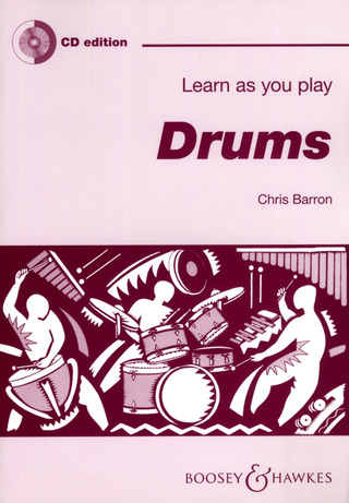 Barron Christine: Learn As You Play Drums