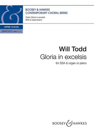 Will Todd: Gloria in excelsis