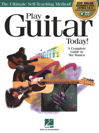 Play Guitar Today! All-in-One Beginner's Pack