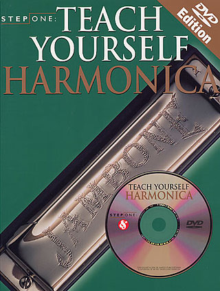 Step One Teach Yourself Harmonica Book/Dvd