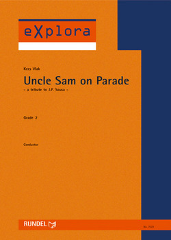 Kees Vlak: Uncle Sam on Parade