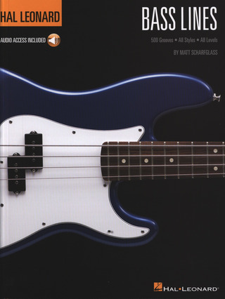 Matt Scharfglass: Bass Lines