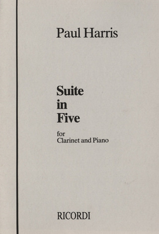 Paul Harris: Suite in five