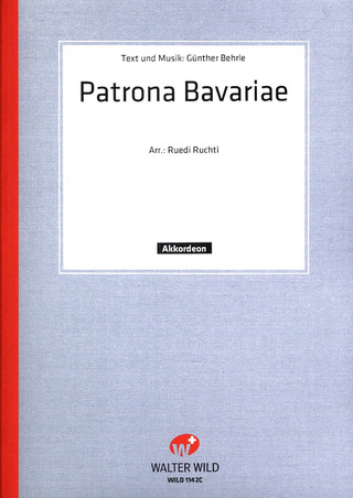 Behrle Guenther: Patrona Bavariae