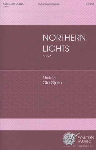 Ola Gjeilo: Northern lights