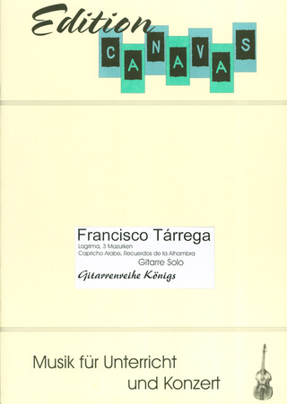 Francisco Tárrega: Album