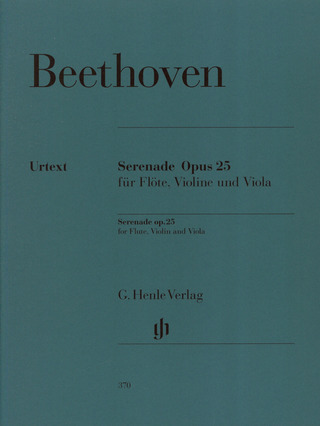 Ludwig van Beethoven: Serenade D major op. 25