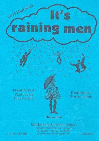 Halliwell Geri: It's Raining Men