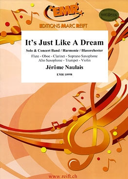 Jérôme Naulais: It's Just Like A Dream
