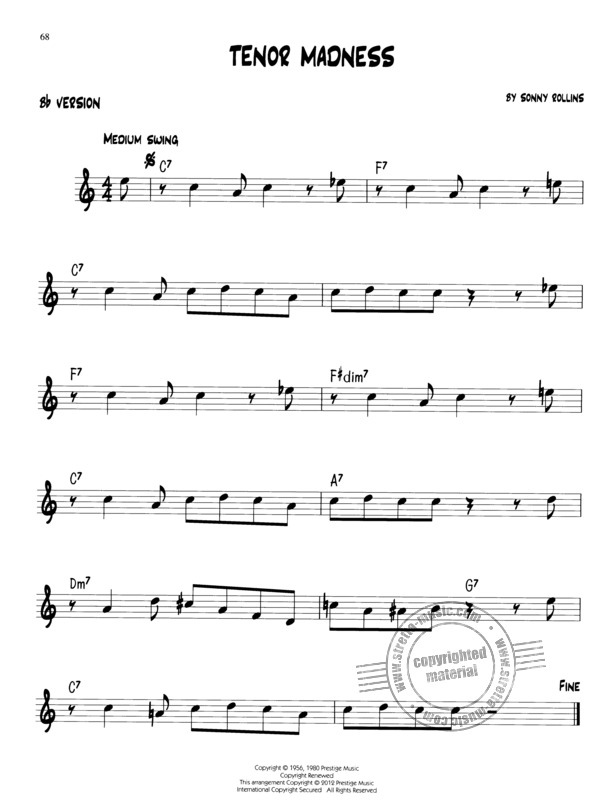 Easy Jazz Play-Along Volume 4: Basic Blues   buy now in