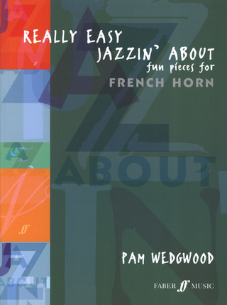 Wedgwood Pam: Really Easy Jazzin' About