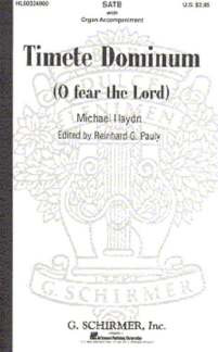 Joseph Haydn: Timete Dominum (Fear The Lord)