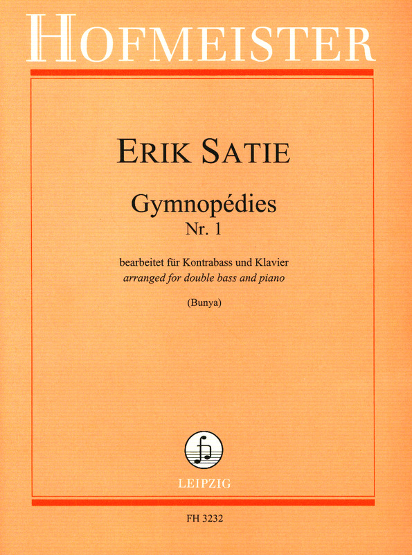 Erik Satie: Gymnopedies Nr. 1