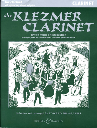 Edward Huws Jones: The Klezmer Clarinet