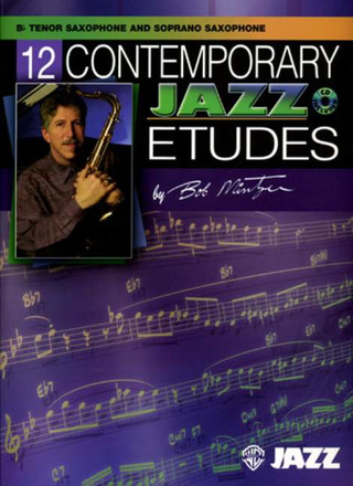 Bob Mintzer: 12 Contemporary Jazz Etudes