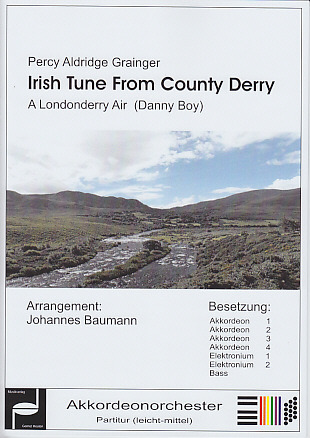 Percy Grainger: Irish Tune From County Derry