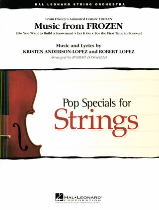 Robert Lopez et al.: Music from Frozen