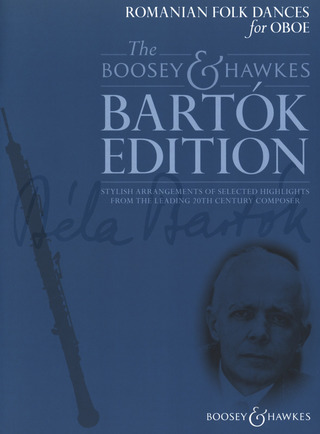 Béla Bartók: Romanian Folk Dances for Oboe