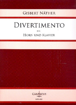 Gisbert Näther: Divertimento