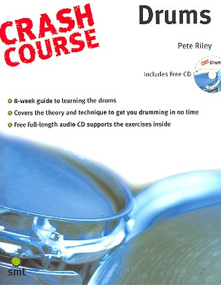 Pete Riley: Crash Course Drums