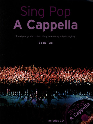 Sing Pop A Cappella - Book Two
