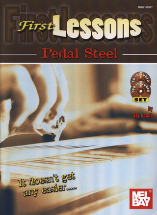 Jay Leach: First Lessons – Pedal Steel