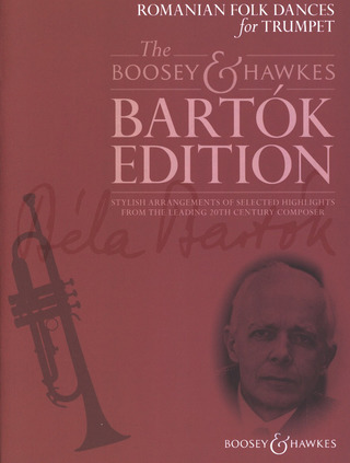 Béla Bartók: Romanian Folk Dances for Trumpet
