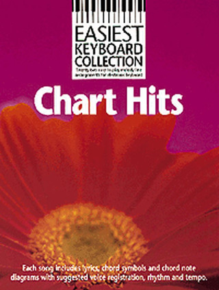 Chart Hits - Easiest Keyboard Collection