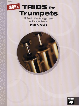 John Cacavas: More Trios For Trumpets