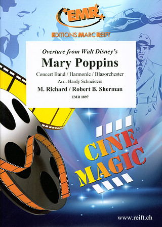 Robert B. Sherman: Mary Poppins (Overture)