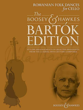 Béla Bartók: Romanian Folk Dances for Cello