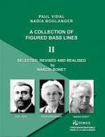 Nadia Boulanger: A Collection of figured Bass Lines (with Solutions)