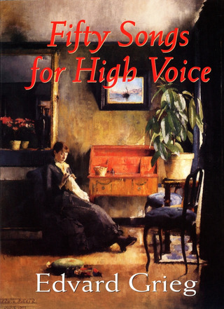Edvard Grieg: Fifty Songs for High Voice