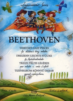 Ludwig van Beethoven: Thirteen Easy Pieces for Children's String Orchestra