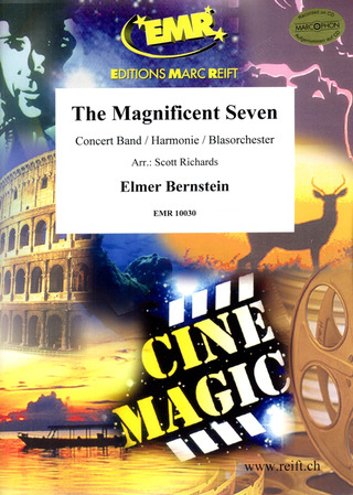 Bernstein, Elmer: The Magnificent Seven