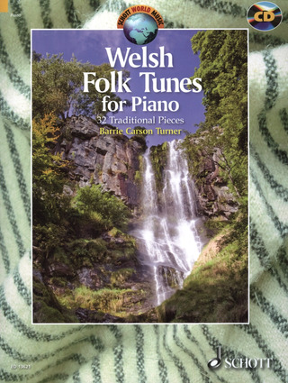 Welsh Folk Tunes for Piano