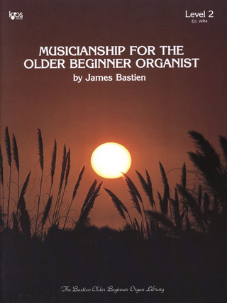 Musicianship For The Older Beginner Organist