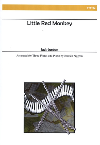 Jordan Jack: Little Red Monkey