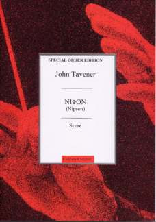 John Tavener: Nipson For Counter Tenor And Viols