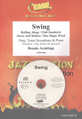 Dennis Armitage: Swing + CD